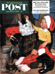 Saturday Evening Post, December 15, 1951 - Truth About Santa