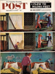 Saturday Evening Post, November 19, 1955 - Pillow Fight