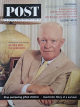 Saturday Evening Post, April 11, 1964 - Former President Eisenhower