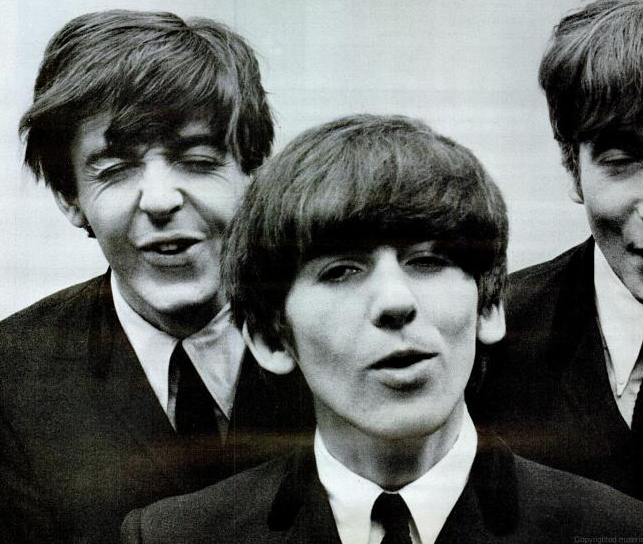 Here Come Those Beatles