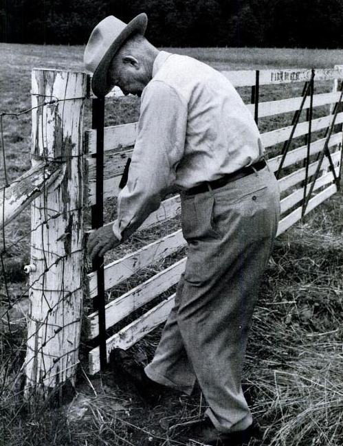 Eisenhower's Busy and Contented Days at Gettysburg. July 7, 1961 Issue