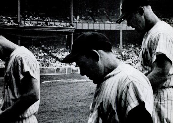 The Day the Yankees Fell into the Cellar. June 1, 1959 Life magazine