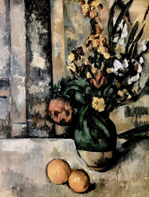 Cezanne 1839 -1906. - February 25, 1952 Life Magazine