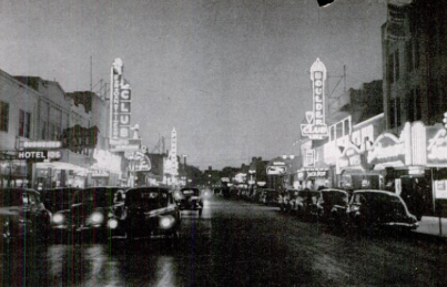 Las Vegas in the 40's. - December 21, 1942 Issue