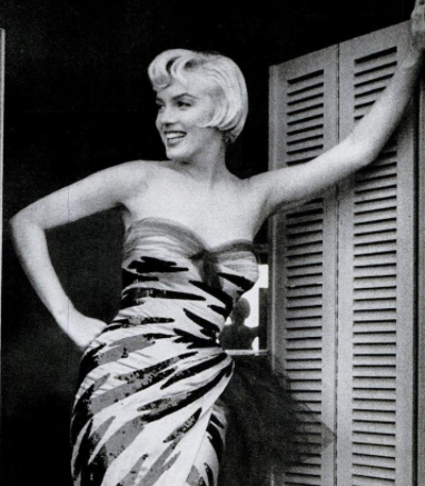 "Marilyn Monroe ""Seven Year Itch"" - May 30, 1955"