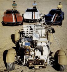 Apollo 15 Moon Rover - June 11, 1971 Life magazine